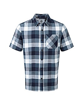 Tog24 Haltby Mens Check Shirt