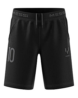 adidas Youth Boys Messi Woven Shorts