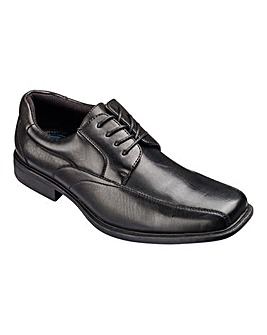 Formal Lace Up Shoe Wide Fit