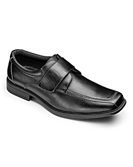 Formal Touch & Close Shoe Wide Fit