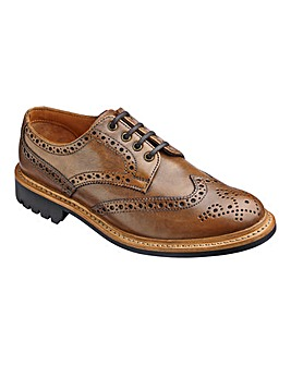 Chatham Nottingham Brogue