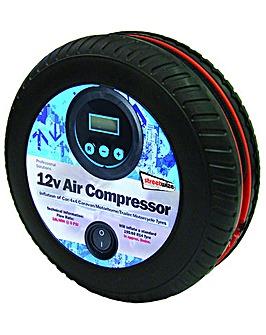Streetwize Tyre Digital Air Compressor