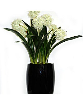 Artificial Plant Potted Allium