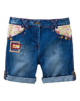 Joe Browns Girls Denim Shorts