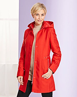 Dannimac Coat with Hood