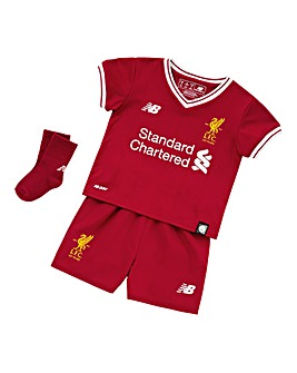 New Balance Liverpool Boys Replica Set