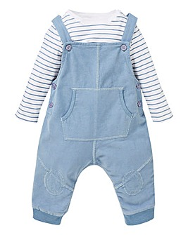 KD Baby Boy Dungaree Set