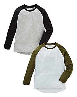 KD Boys Pack of Two T-Shirts