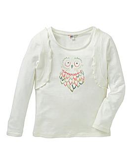 KD Baby Owl T-Shirt
