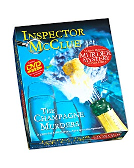 The Champagne Murders DVD Game