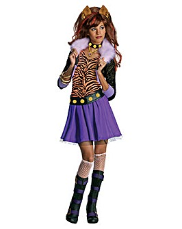 Monster High Clawdeen Wolf + Free Gift