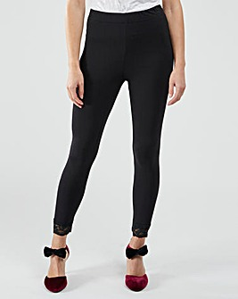 Joe Browns Lace Hem Leggings