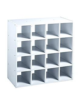 Bespoke Modular Storage - 16 Cube