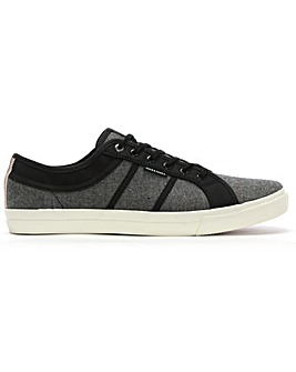 Jack Jones Ross Canvas Two Tone Sneakers