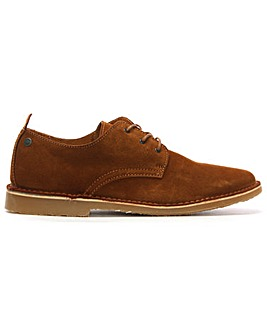 Jack Jones Suede Lace Up Desert Shoes