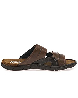 Josef Seibel Prep Mens Casual Sandals
