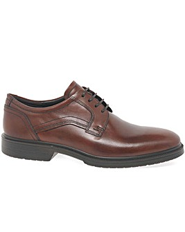 Ecco Lisbon Plain Mens Formal Shoes