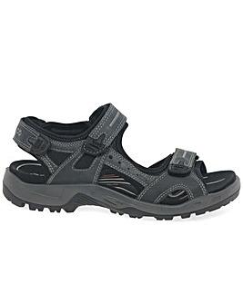 Ecco Yucatan Mens Velcro SandalS