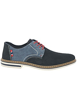 Rieker Wilton Mens Casual Lace Up Shoes