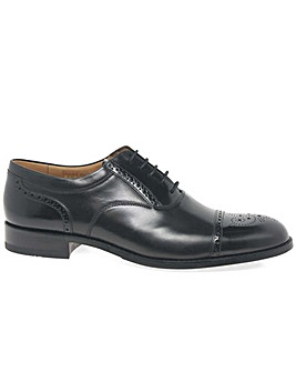 Loake Woodstock Lace Up Half Brogues