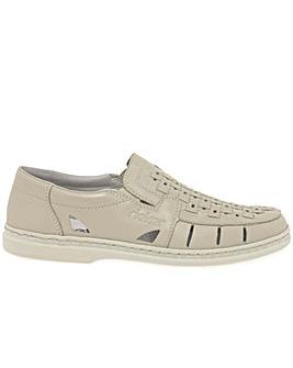 Rieker Jim Mens Casual Slip On Shoes