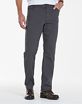 Union Blues Slim Gaberdine Jeans 27in