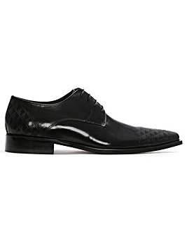 Daniel Bridport Leather Lace Up Shoe