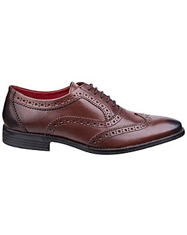 Base London Bramble Burnished Leather