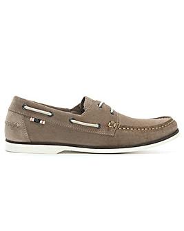 Jack & Jones Anchor Suede Deck Shoes