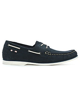 Jack & Jones Anchor Suede Deck Shoes