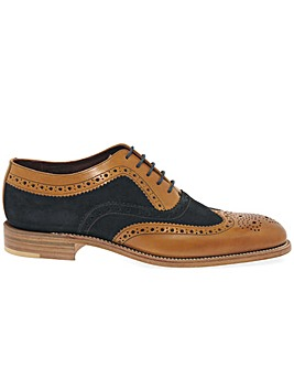Loake Thompson Mens Formal Laced Brogues