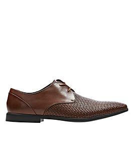 Clarks Bampton Weave  Shoes
