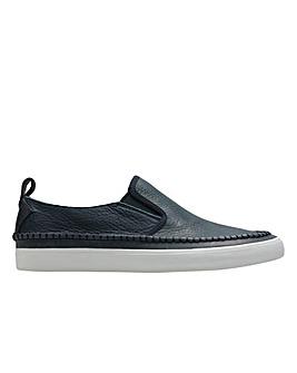 Clarks Kessell Slip  Shoes