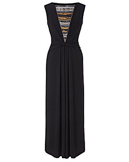 Grace Embellished Maxi dress