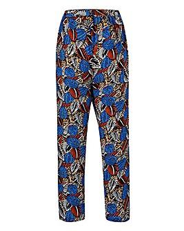 Lovedrobe Printed Trousers