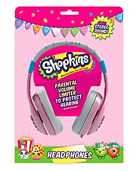 Shopkins Stereo Headphones
