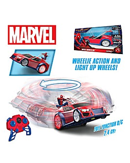 Marvel RC Spider-Man Web Wheelie