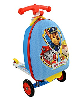 Paw Patrol 3-in-1 Scootin Suitcase