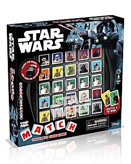 Match Game Star Wars