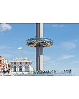Visit to British Airways i360