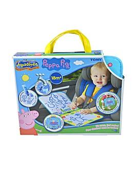 Aquadoodle Peppa Pig Doodle Travel Bag