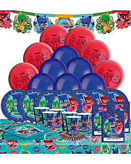 PJ Masks Ultimate Party Kit for 16
