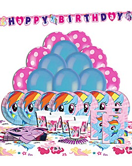 My Little Pony Ultimate Party Kit for 16