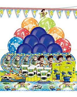 Toy Story Ultimate Party Kit for 16