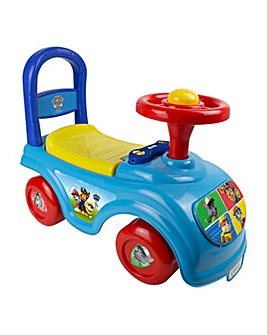 PAW PATROL My First Ride-on Push Bar
