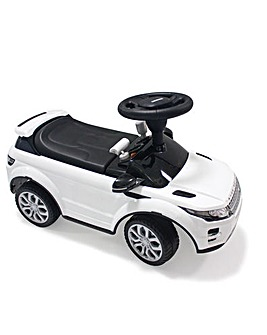 Land Rover Evoque Ride On Car