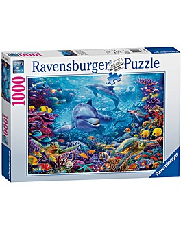 Magnificent Underwater World Puzzle