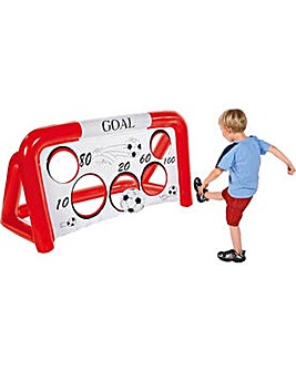 Chad Valley Inflatable Goal Set