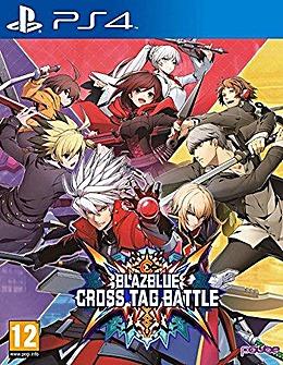 Blazblue Cross Tag Battle PS4