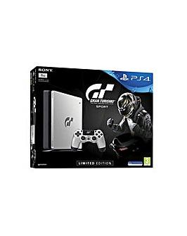 PS4 Slim 1TB GT Sport Limited Edn Bundle